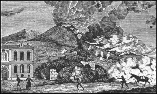 Catalogo storico delle eruzioni del Vesuvio dal 1631 al 1944