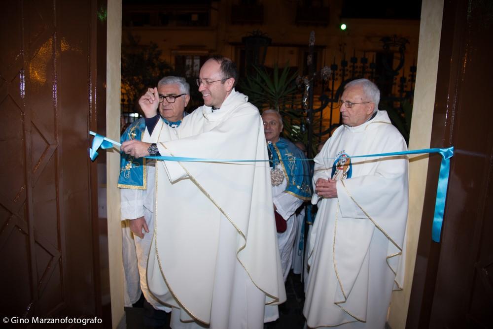 Inaugurazione 8 Gennaio Oratorio Santa Maria del Buon Consiglio