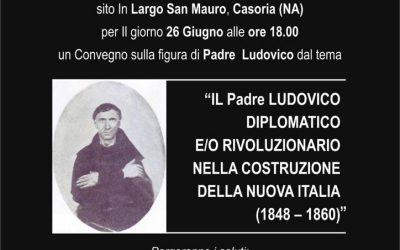 26 Giugno 2019 CONVENGNO SULLA FIGURA DI PADRE LUDOVICO