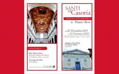 Santi di Casoria – mostra fotografica di Mauro Bene